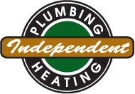 PLUMBING independent HEATING